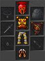 Knight Set Level 100+